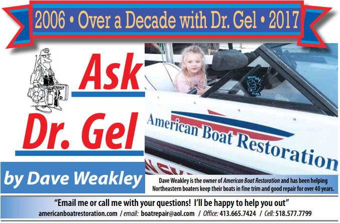 Ask Dr. Gel – November 2017