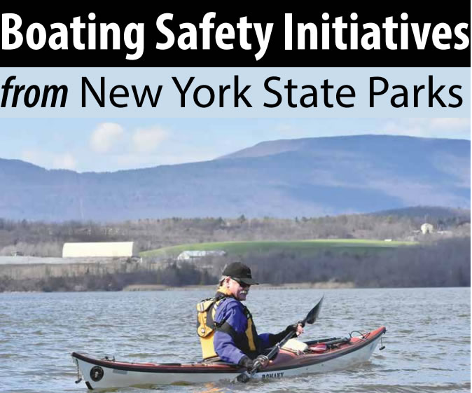 Boating Safety Initiatives from New York State Parks
