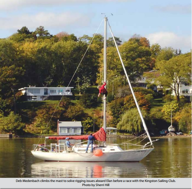 First Riverport Women's Sailing Conference