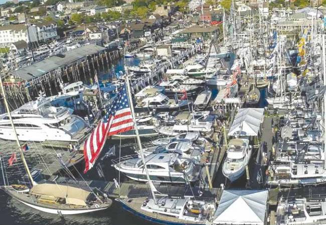 Newport Boat Show 2016
