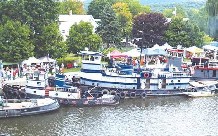 Tug Boat Round Up