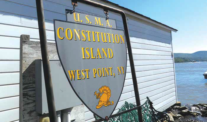 We Finally Make It Out Onto Constitution Island