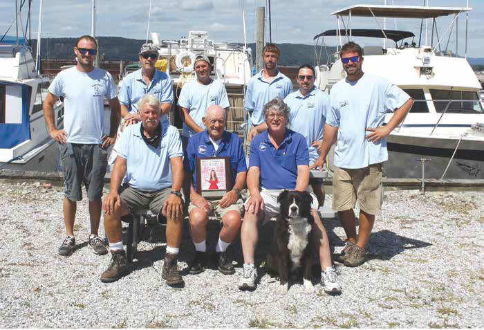 Westerly Marina Wins Best Westchester Marina Award