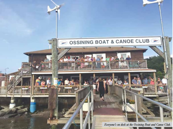 Building up America's Boat Clubs MC