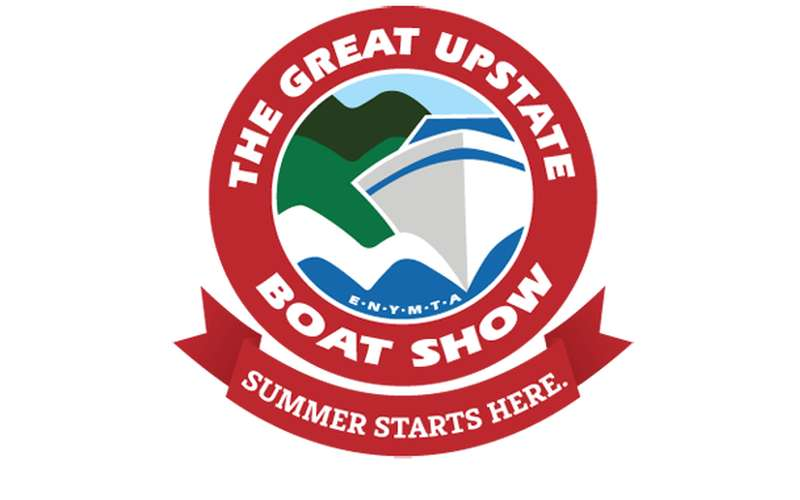 The 13th Annual Great Upstate Boat Show is March 2 – 4, 2018!