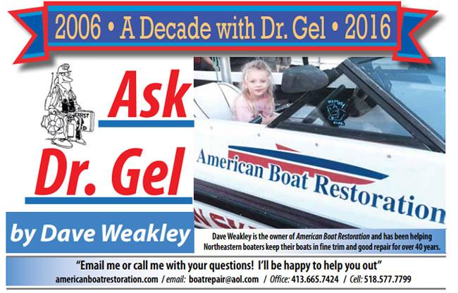 Ask Dr. Gel – September 2016