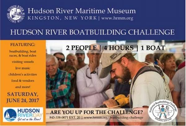 hudson river day