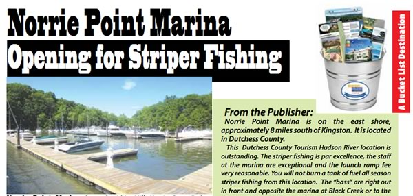 norrie point marina
