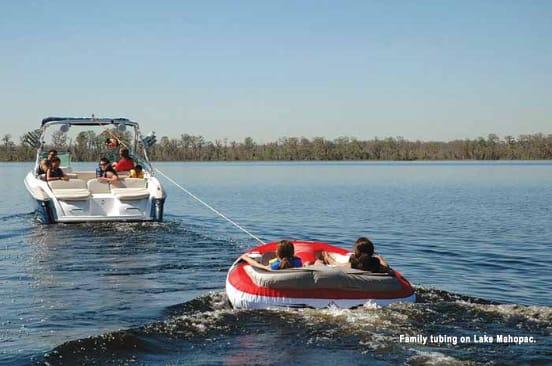 Social Distancing Go Boating