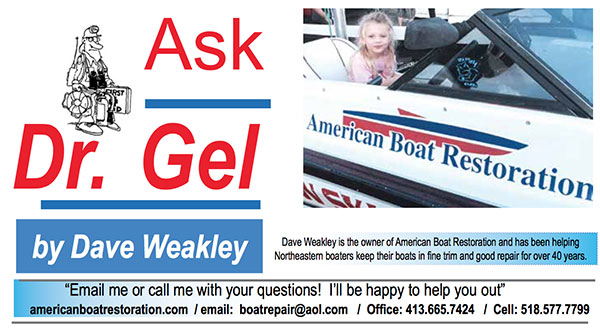 Ask Dr  Gel - May/Jun 2019 - Boating on the Hudson Articles