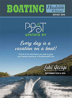 Boating Cover Sep 2018