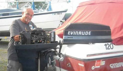 Evinrude is Shut Down