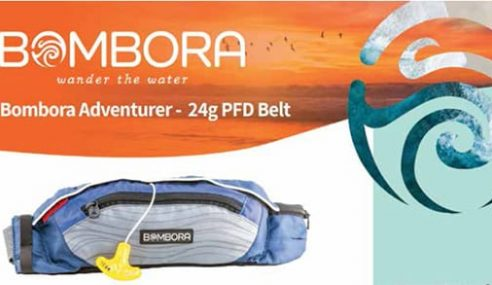 Inflatable PFD Delivers All-Day Comfort and Bold Styling