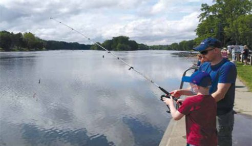 Kids' Fishing Clinics  in Mechanicville  and Waterford