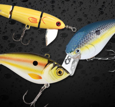 6 GREATEST HARD LURES OF ALL TIME